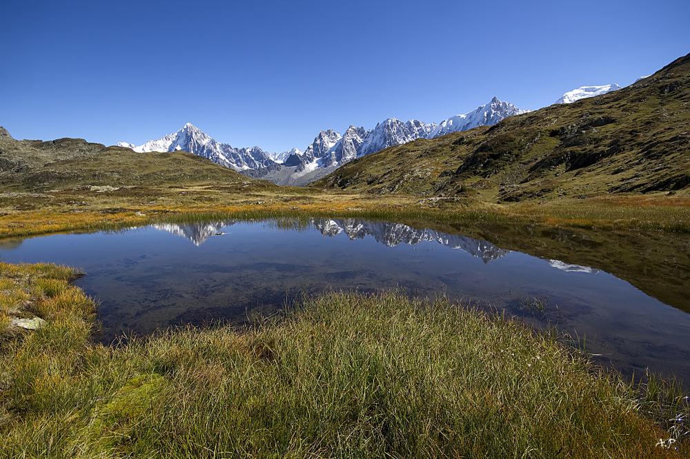 Chaine du Mont Blanc (Chamonix)