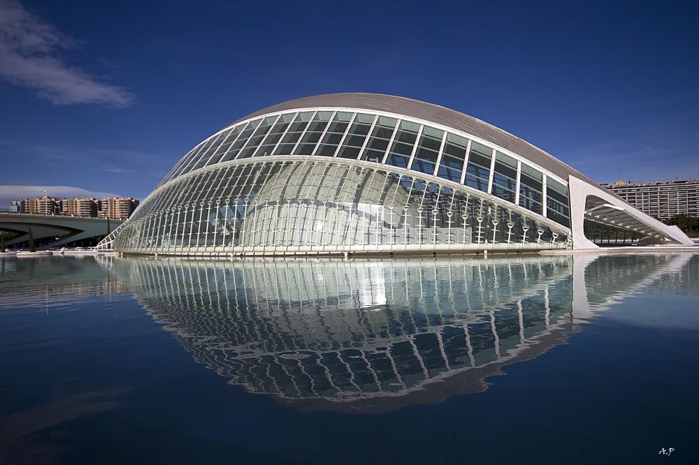 L'oeil (Valencia-Espagne)