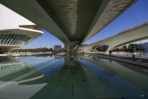 Sous le pont (Valencia-Espagne)