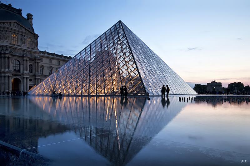 Fin de journée (Paris)