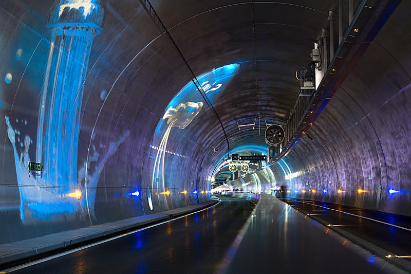 Tunnel de la Croix Rousse (Lyon)
