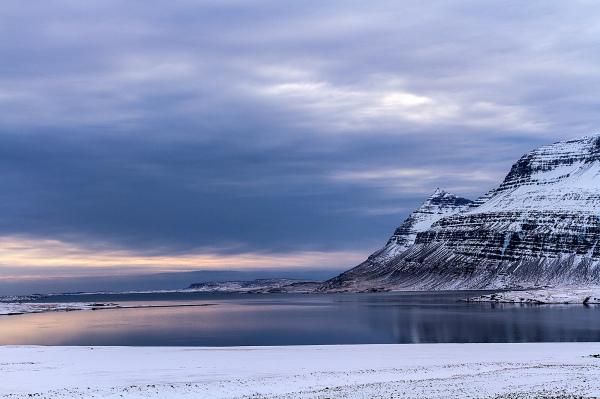 les fjords de l'est