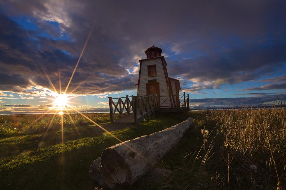 Le petit phare de St André