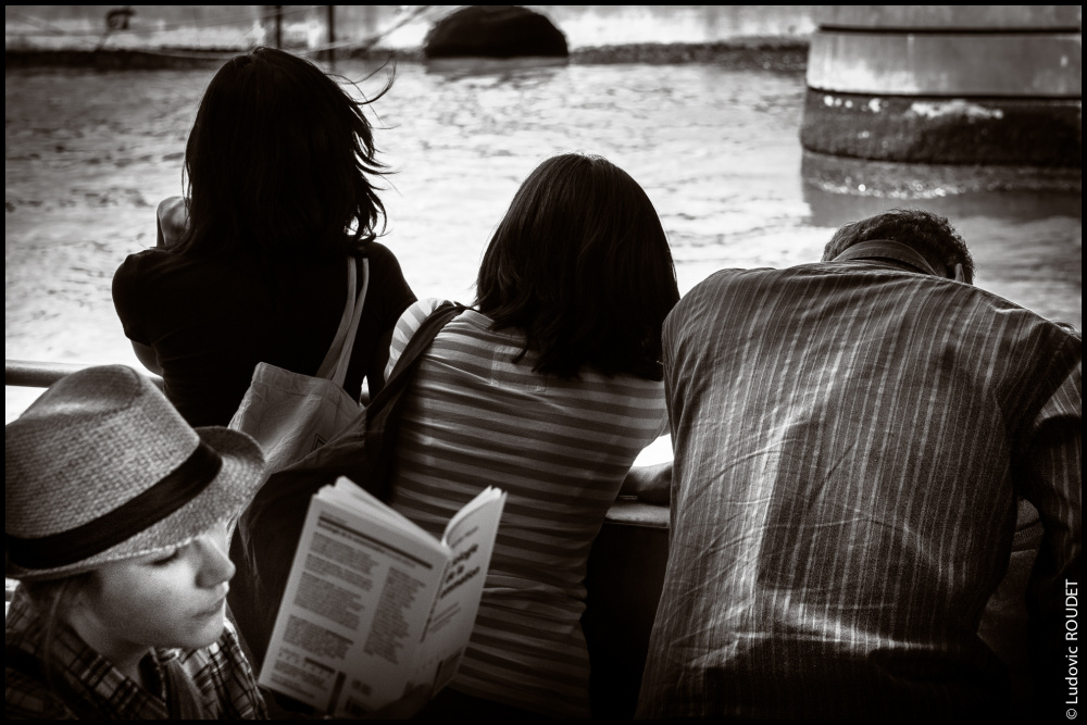 The reader #1