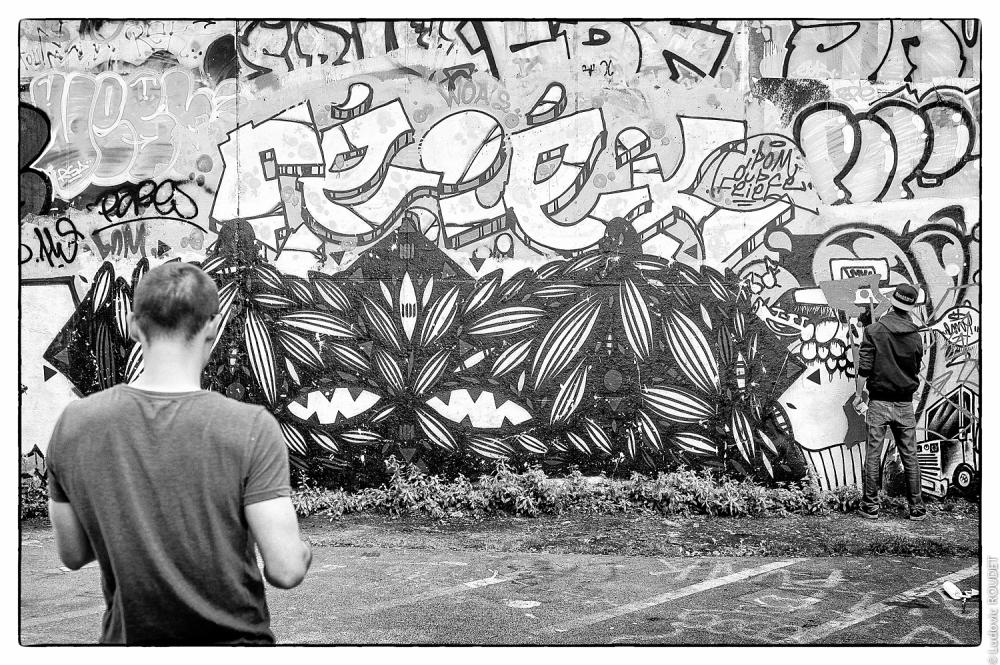 Graffiti Zone #7