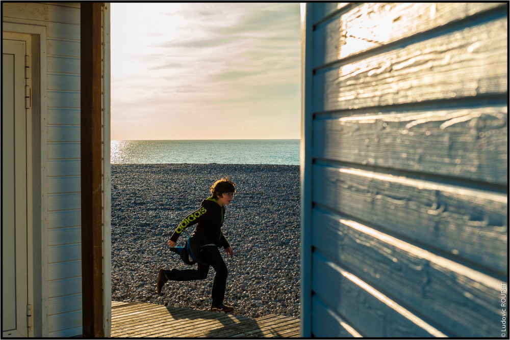 Kid On The Run
