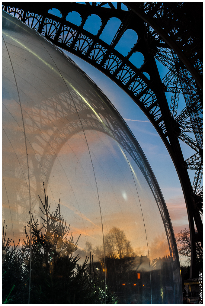 Parisian bubble