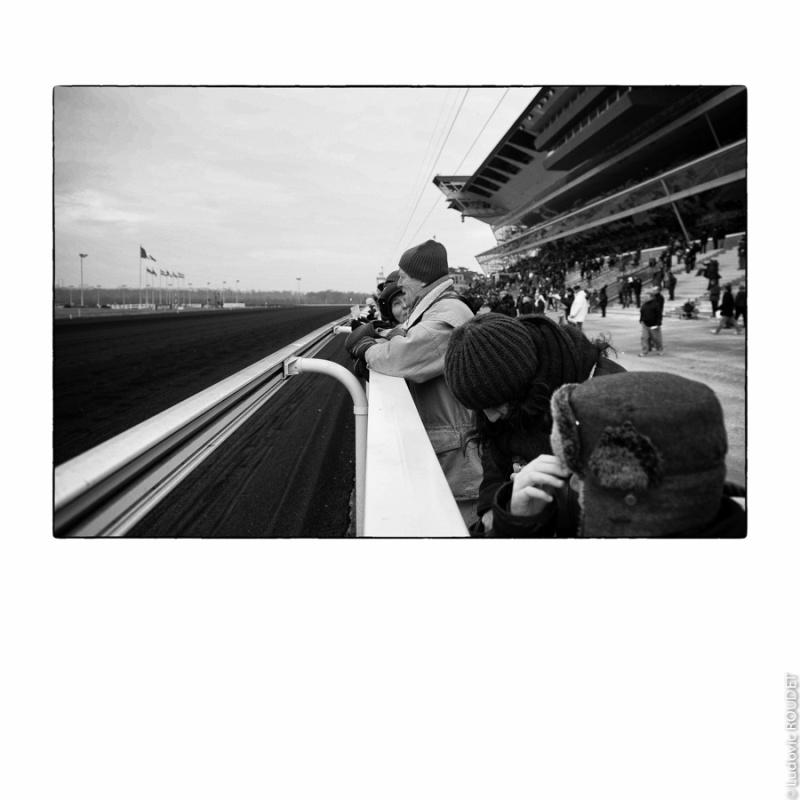 Racegoers