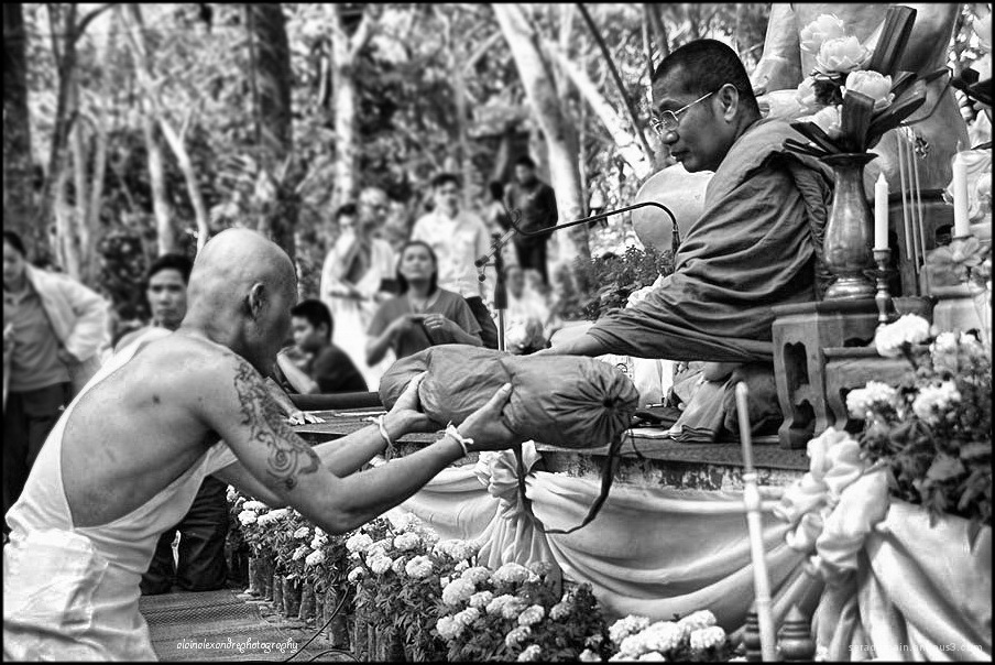 Buddhist Ceremonies and Rituals