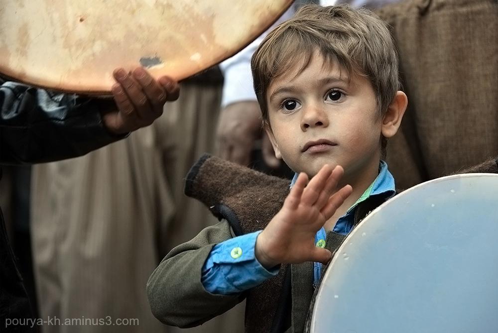 daf boy child folkloric music Kurdistan kurd iran