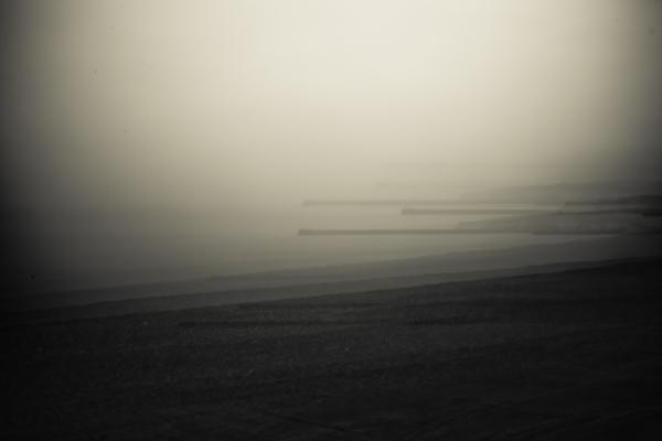 fogged