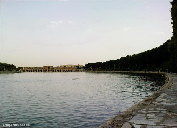 پل خواجو - اصفهان