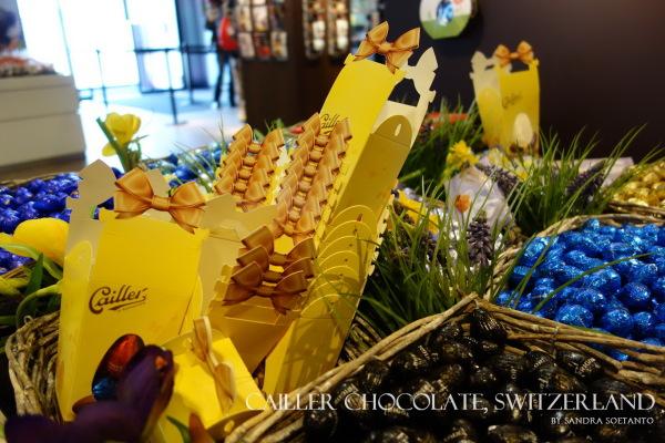 Cailler Chocolate, Switzerland