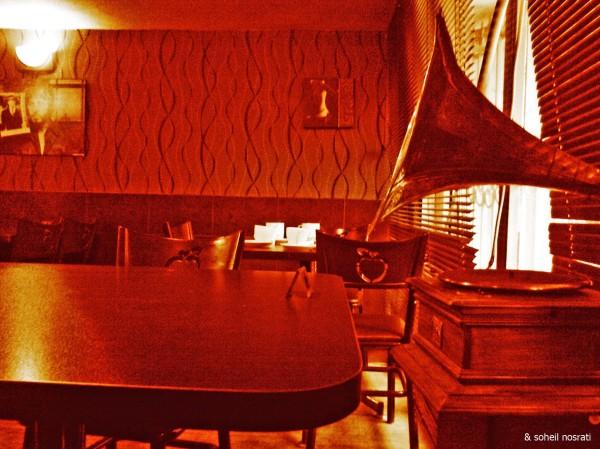 Spirits Cafe
