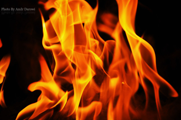vuur , آتش