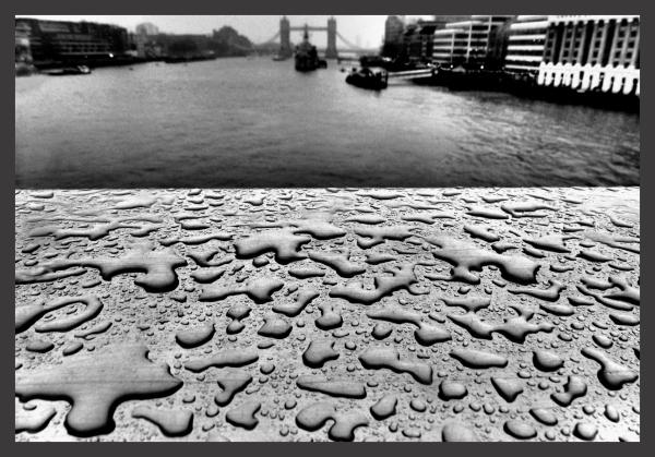 Il pleut sur Londres