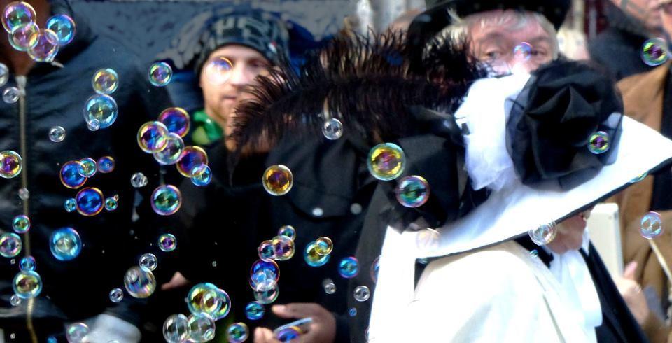 London bubbles