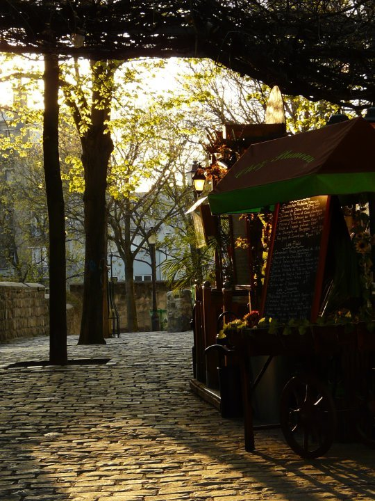 In Montmartre