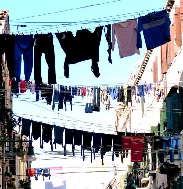 Mes petites lessives à Venise