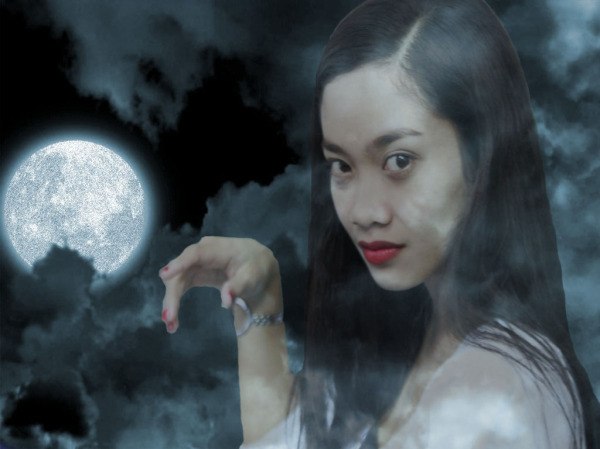 YUP. I'm a witch!