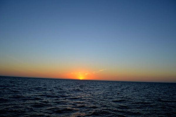 Seasick Sunset