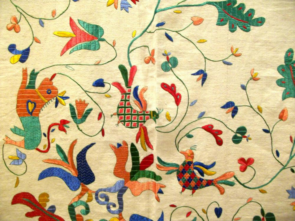 bordados de Salamanca