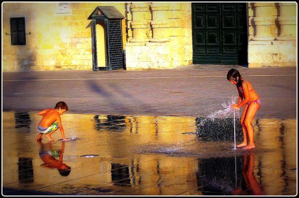 baño urbano