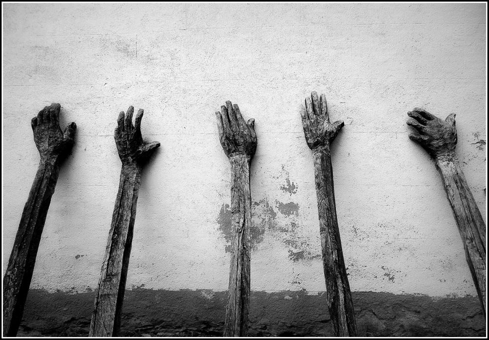 manos...