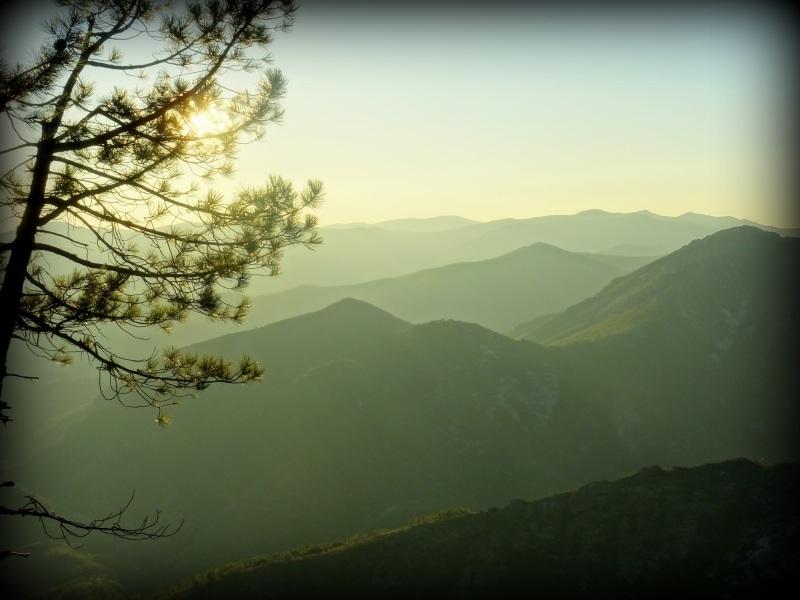 paisaje mágico