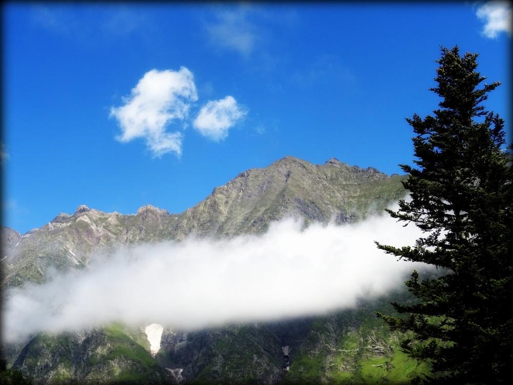 nube baja