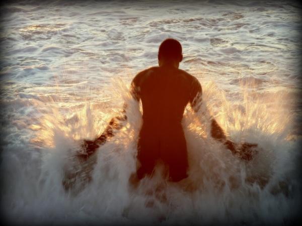 ¡ al agua !