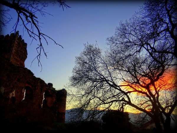 ruinas...
