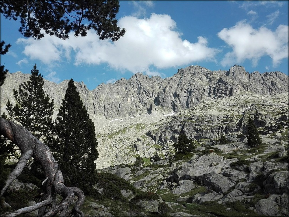 montes y cumbres...