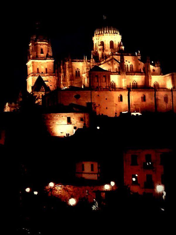 Salamanca , noche