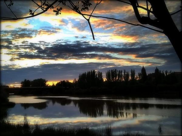 tramonto salmantino