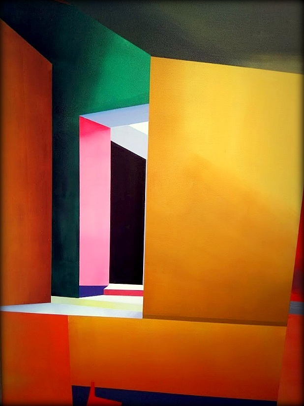 abstracción cubista
