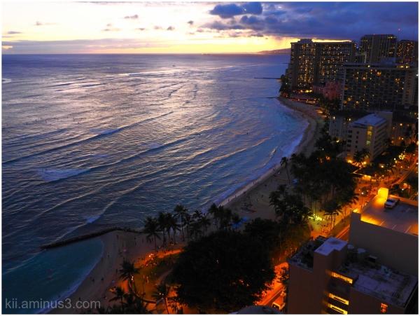 Waikiki Twilight