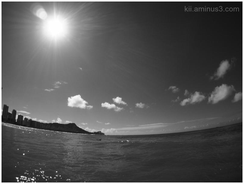Sky, Sea, and Diamondhead