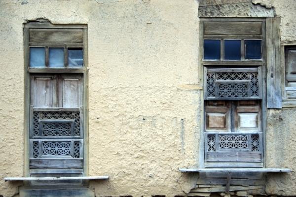 Forbidden art of Window Shutters