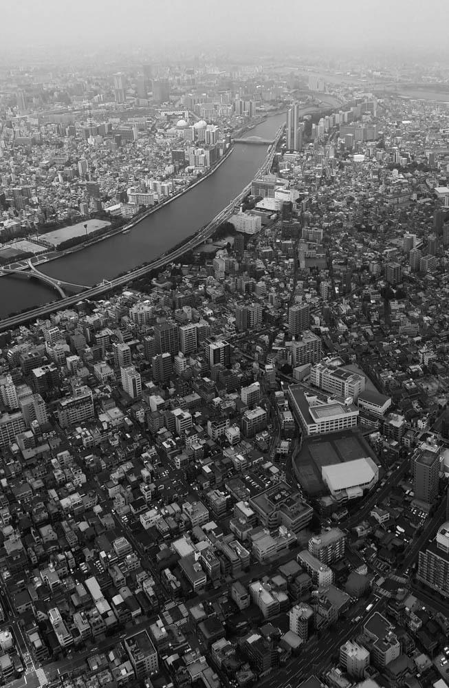 Skytree tokyo view