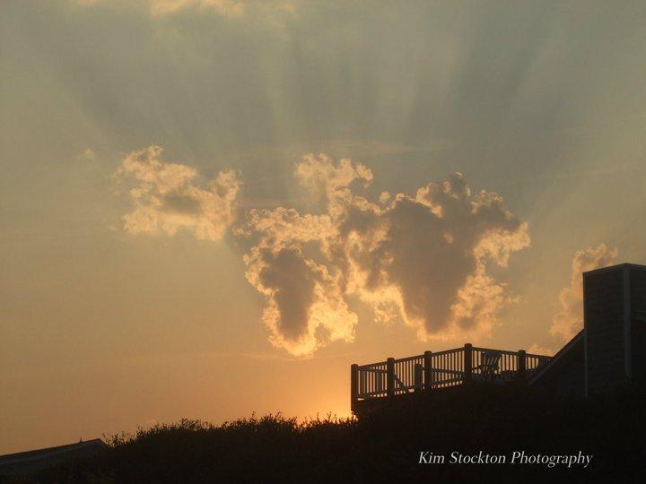 Sunset at Emerald Isle