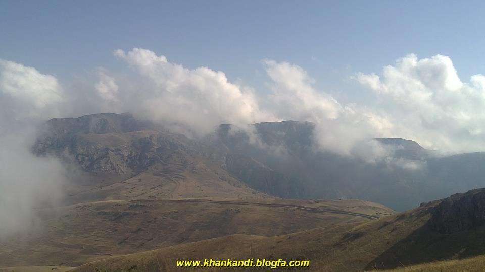 طبيعت مه آلود خانكندي