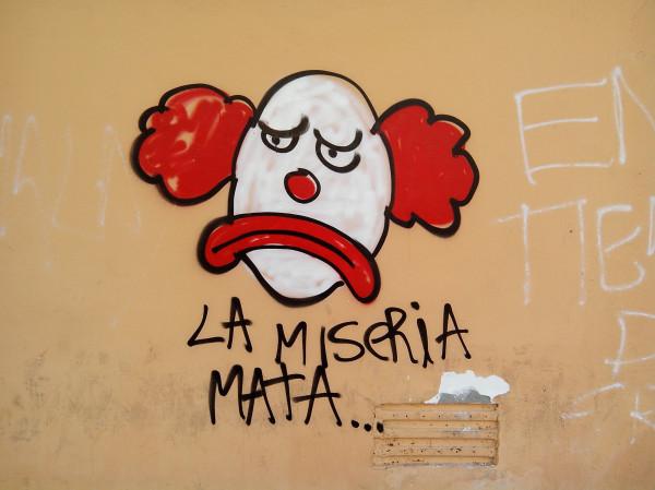 Misery kills