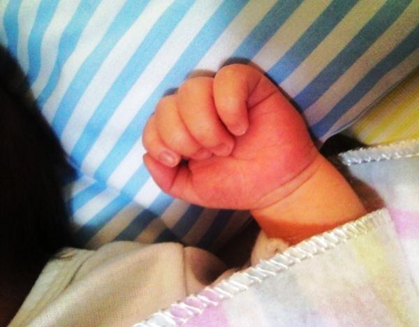 Little Hand....