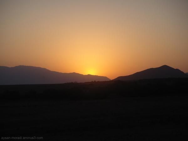 Dawn ...