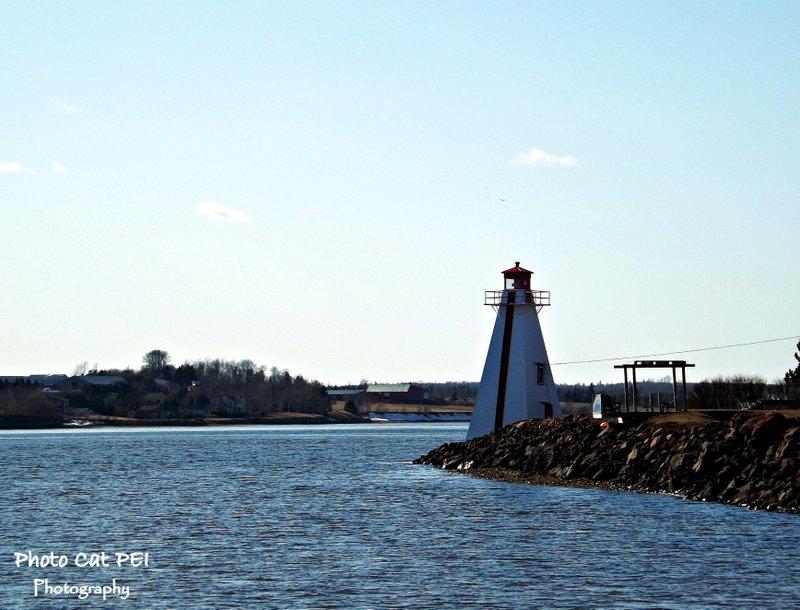 Lighthouse at Victoria Park PEI