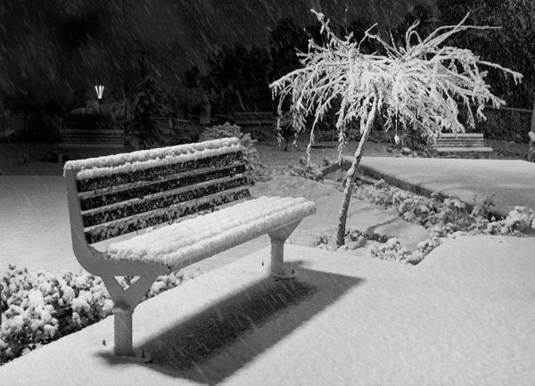 winter in tehran