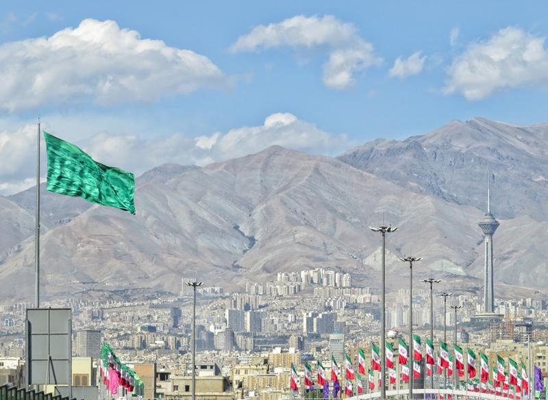 IRAN / TEHRAN