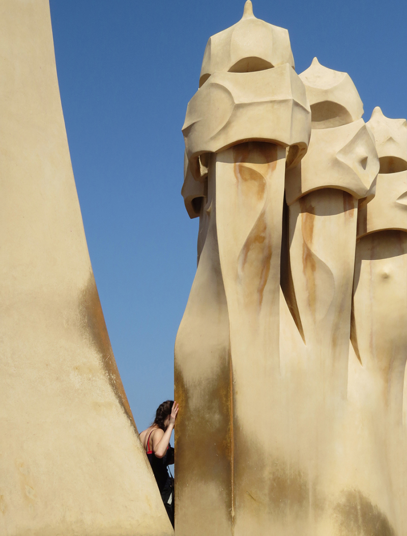 V  iva Gaudí