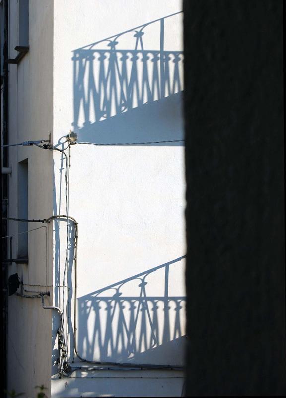 mon balcon aux couleurs d'exil